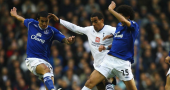 Marouane Fellaini believes Everton can finish in top four
