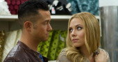 New stills from Don Jon's Addiction feature Joseph Gordon-Levitt and Scarlett Johansson
