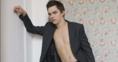 Nicholas Hoult is more Borat than Antonio Banderas
