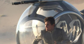 Oblivion opens to a strong $38.2 million at the weekend box office