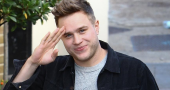 Olly Murs loves performing on The X Factor