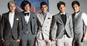 One Direction kick off their tour at the O2, fans flock from around the globe to watch