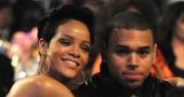 Rihanna disses Chris Brown on Twitter and Instagram