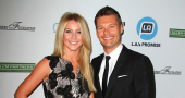Ryan Seacrest moving on from Julianne Hough with a model