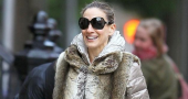 Sarah Jessica Parker loves her handmade Mother's Day gifts