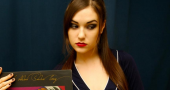 Sasha Grey discusses her novel The Juliette Society