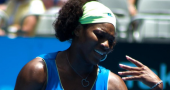 Serena Williams feeling great following easy first round win