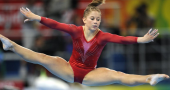 Shawn Johnson opens up about retiring from gymnastics
