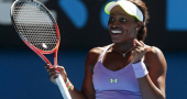 Sloane Stephens eliminated by Maria Sharapova from Roland Garros