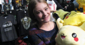 The Hunger Games Willow Shields to join Game of Thrones Maisie Williams at Tampa Bay Comic-Con