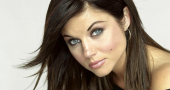 Tiffani Thiessen says becoming a parent has made her more aware of environmental issues