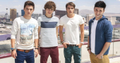 Union J sign book deal