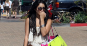 Vanessa Hudgens reveals her annoyances with the press