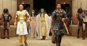Aaron Paul praises director Ridley Scott for new movie Exodus: Gods and Kings