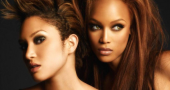 America's Next Top Model Naima Mora continues to support fashion industry