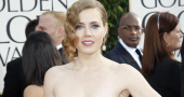 Amy Adams impresses entertainment reporters on and off screen