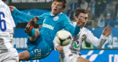Andrey Arshavin's disappointment to crowd atmosphere