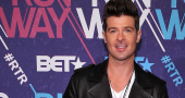 Are Robin Thicke and Katie Holmes dating?