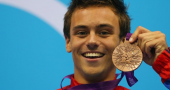 British Olympic diver Tom Daley confirms he's straight, not gay