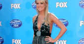 Carrie Underwood is pregnant with a baby boy
