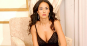 Celebrated pin-up queen Maria Grazia Cucinotta returning to Hollywood?