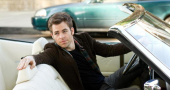 Chris Pine looks sensational in pictures promoting 'Horrible Bosses 2'