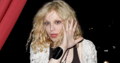 Courtney Love shocks viewers with sensational performance on