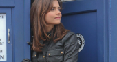 Doctor Who star Jenna Coleman talks moving on from Matt Smith with Peter Capaldi