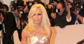 Donatella Versace reveals the key to having confidence