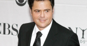 Donny Osmond is a true model of success