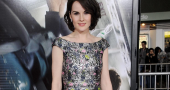 Downton Abbey star Michelle Dockery reveals how she deals with fans
