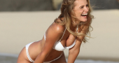 Edita Vilkeviciute continuing her rise in the modelling industry