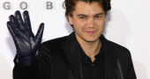 Emile Hirsch says he cannot get enough of his son