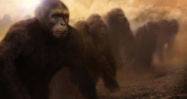 First Dawn of the Planet of the Apes trailer
