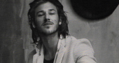 Gaspard Ulliel showing how to mix modelling with acting