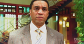 Harry Lennix is not on Hollywood's Blacklist
