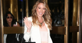 Haylie Duff turning heads as foodie on show