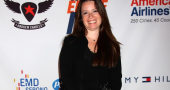Holly Marie Combs preparing for Wizard World Comic Con in New Orleans