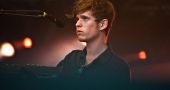 James Blake talks about playing live in the US