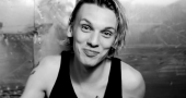 Jamie Campbell Bower joins the Burberry Spring/Summer 2014 campaign!