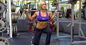 Jamie Eason's Mission Makeover photos have tv observers intrigued