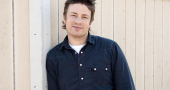 Jamie Oliver receives a new honor