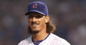 Jeff Samardzija rumoured to be trade bait for Oakland A's