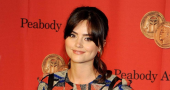 Jenna Coleman prepares for Doctor Who 50th Anniversary Special