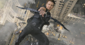 Jeremy Renner does not use comic books for Hawkeye inspiration