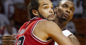 Joakim Noah's time of the court continues to increase