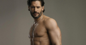 Joe Manganiello nude scenes in True Blood were hard to film‏