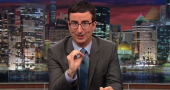 John Oliver is forcing legislators to listen to his show or be 'tormented by fans