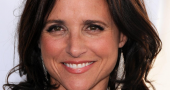 Julia Louis-Dreyfus opens up on working with James Gandolfini