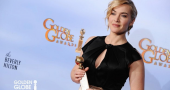 Kate Winslet 'curvaceous' body in black swimsuit draws raves from fans